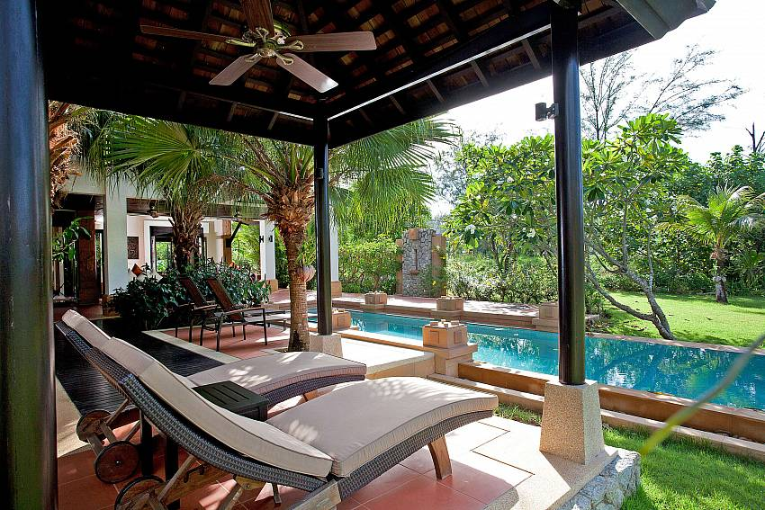 Cushioned sun loungers_chom-tawan-villa_4-bedroom_private-pool_layan-beach_bang-tao_phuket_thailand