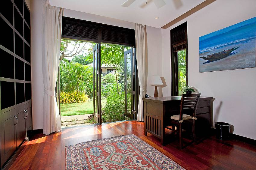 Picturesque Work room_chom-tawan-villa_4-bedroom_private-pool_layan-beach_bang-tao_phuket_thailand