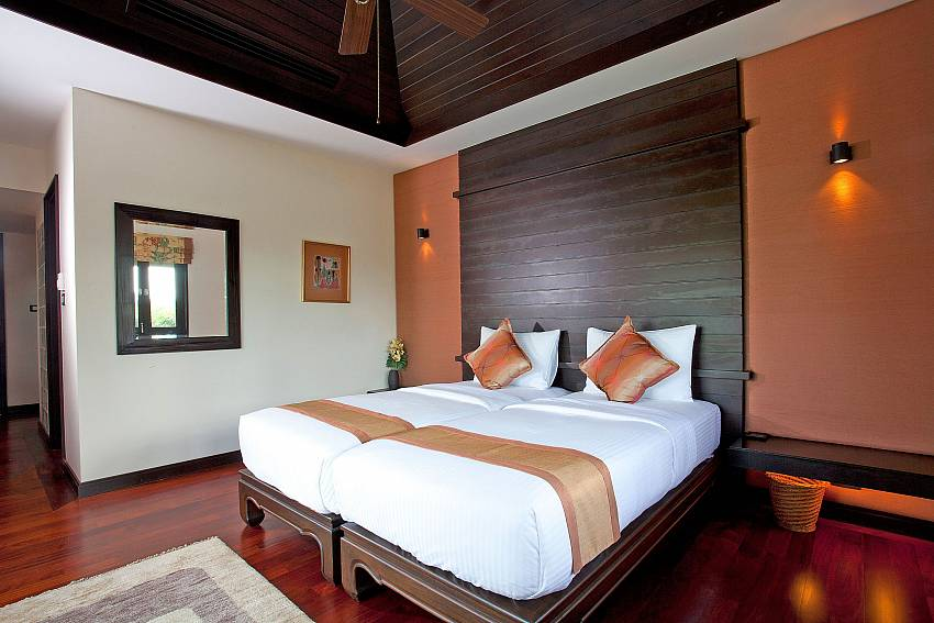 Second Twin_chom-tawan-villa_4-bedroom_private-pool_layan-beach_bang-tao_phuket_thailand