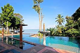 1 Bedroom Beachfront Villa Suite With Communal Pool Ao Nam Mao Beach Krabi