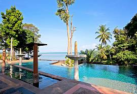 Krabi Beachfront Resort Seaview Suite Nr.103 | 1 Bett Studio