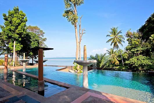Krabi Beachfront Resort Seaview Suite 1 Bedroom House  For Rent  in Krabi