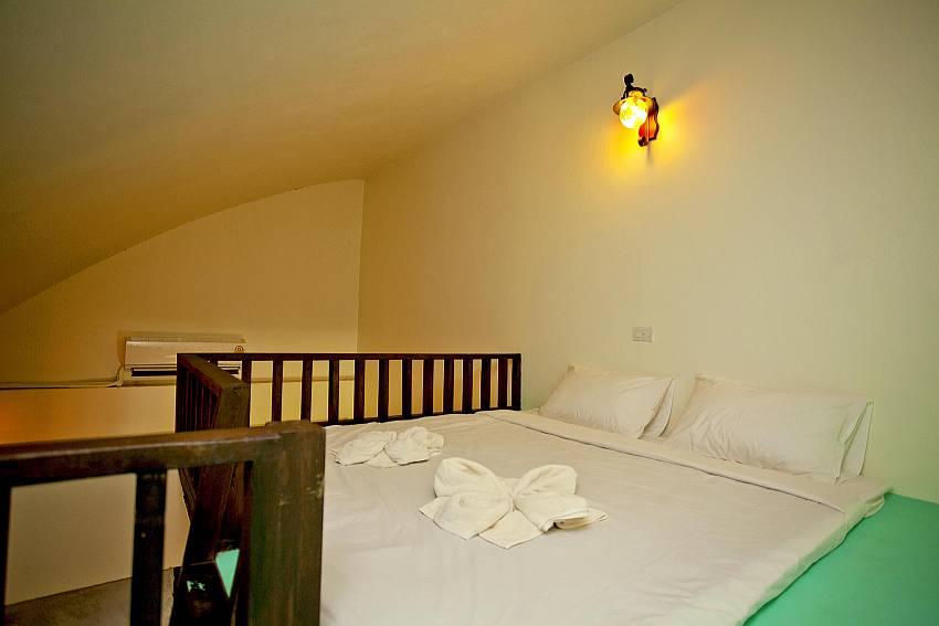 Second Bedroom_krabi_beachfront-resort_family-villa_suite-401_2-bed-suite_krabi_thailand