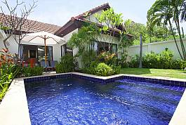 1 Bedroom Villa With Private Pool and Garden Near Jomtien Pattaya