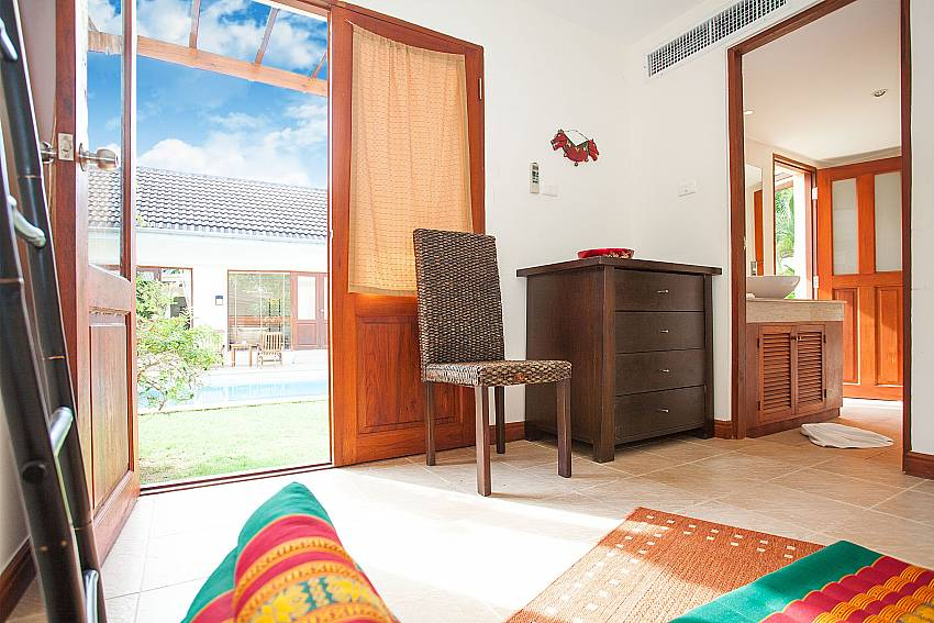 Airy rooms in Red Mountain Villa Khatu Phuket