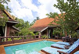 Orchard Paradise | Tropische 2 Betten Pool Villa in Ao Nang Krabi