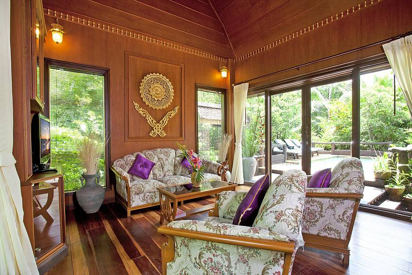 Gorgeous natural wood finishing_orchard-paradise-villa_2-bedroom_private-pool_ao-nang_krabi_thailand