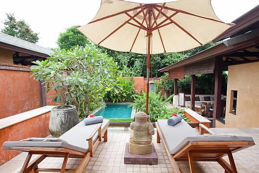 Rent Koh Lanta Villa: Villa Serena, 2 Bedrooms. 9818 baht per night