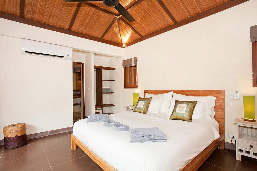 Second Bedroom_villa-serena_2-bedroom_private-pool_klong-khong-beach_koh-lanta_thailand
