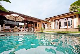 Villa Nova - Villa 2 chambres avec piscine privée proche de Klong Khong Beach, Koh Lanta