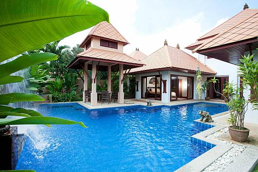 Rent Phuket Villas: Villa Fantasea, 4 Bedrooms. 11822 baht per night