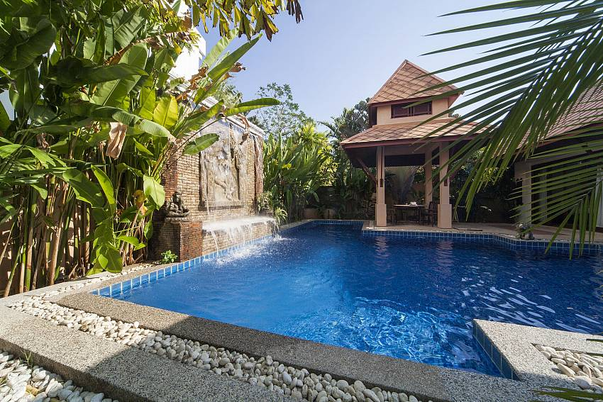 Pool and Thai Sala_villa-fantasea_4-bedroom-property-with-estate-facilities-800m-from-kamala-beach