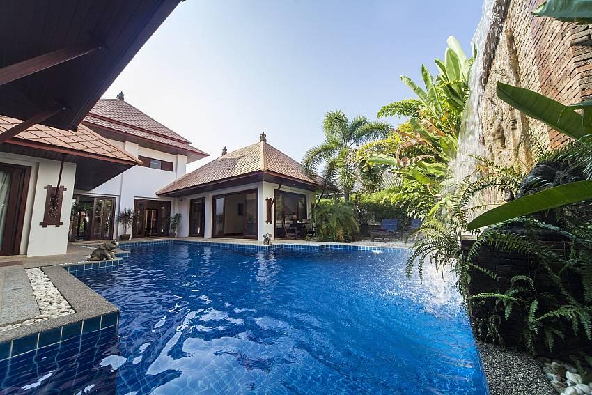 Villa Fantasea is the idyllic holiday home in Phuket