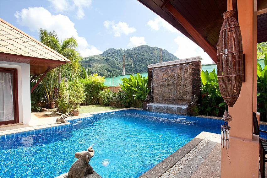 Complete privacy at your holiday retreat in Villa Fantasea Phuket