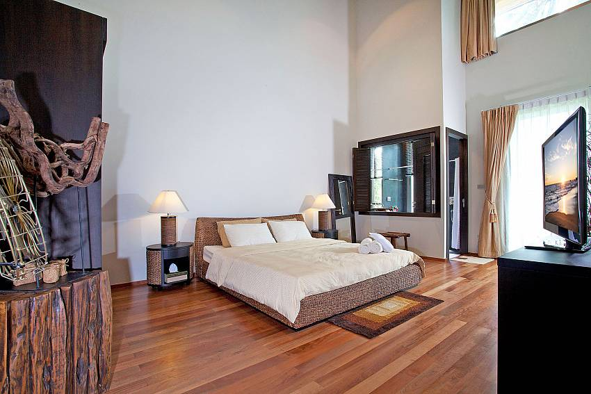 Master bedroom Of Friendship Villa No.7