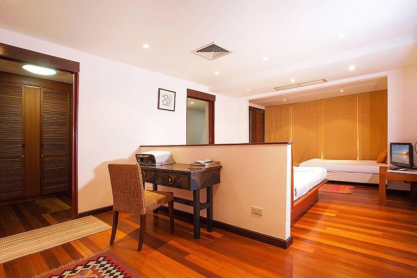 2. bedroom at Chai Nam Condo on Bang Tao Beach Phuket