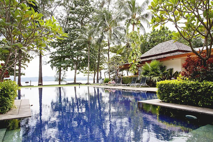 Enjoy a fantastic stay at the beachfront pool of Chai Nam Condo West Phuket