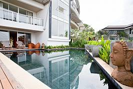 Modern 1 Bedroom Apartment With Communal Pool Long Beach Koh Lanta