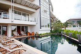 Stylish 2 Bedroom Condo with Full Onsite Facilities at Long Beach Koh Lanta