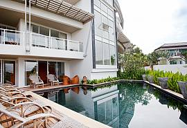 Long Beach Mountain View No.2B |2 Bed Condo Long Beach Koh Lanta