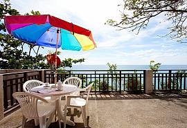 Talay View Villa | 1 Bed Hillside Sea View Villa Klong Nin Beach Koh Lanta