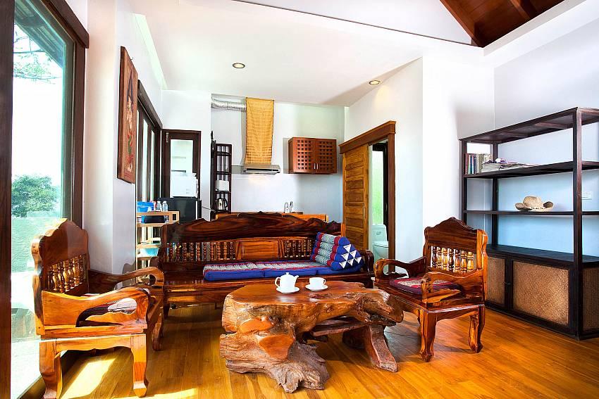 Teak Floors_talay-view-villa_1-bed_villa_koh-lanta_phuket_krabi_thailand