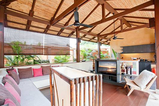 Rent Koh Lanta Villa: Villa Suay, 2 Bedrooms. 14728 baht per night