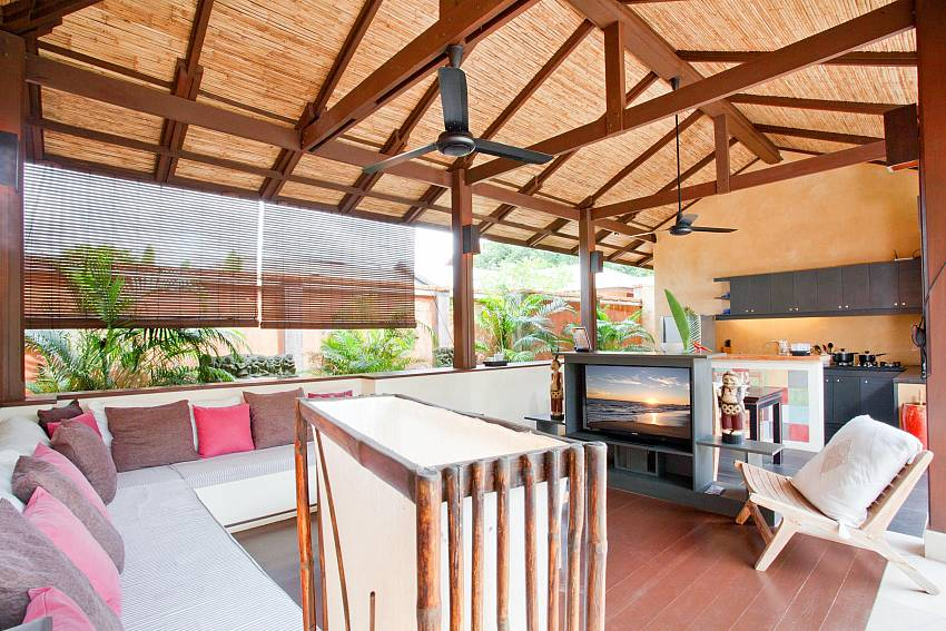 Outdoor Living Room_villa-suay_2-bedroom_private-pool_klong-nim-beach_koh-lanta_phuket_krabi_thailand