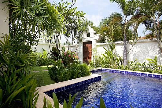 Аренда виллы в Паттайе: View Talay (1 Bed Pool Villa), 1 Спальня.  бат в день