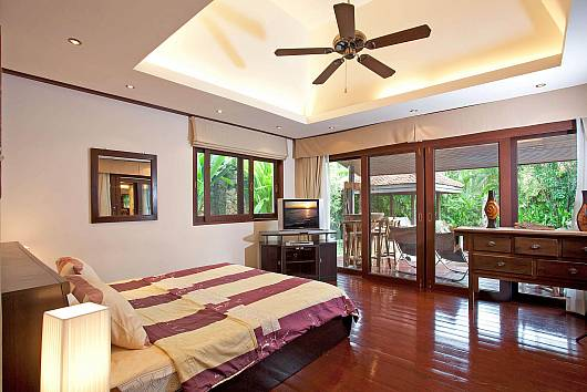 Аренда виллы на Самуи: Baan Kep Tawan, 4 Спальни.  бат в день