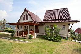 2 Bedroom Villa With Sweeping Sea Views Ba Kangtian Koh Lanta