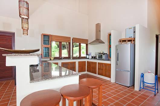 Rent Koh Lanta Villa: Baan Daeng, 2 Bedrooms. 15146 baht per night