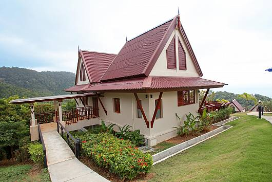 Baan Kiaow 2 Bedrooms House  For Rent  in Koh Lanta