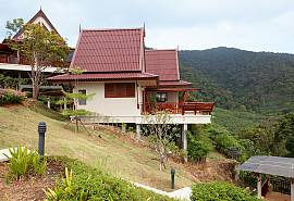 Baan Muang | 2 Bed Luxury House Overlooking Kangtian Bay Koh Lanta