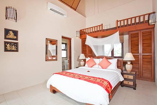 Аренда виллы на Ко-Ланта: Baan Som, 2 Спальни. 7779 бат в день