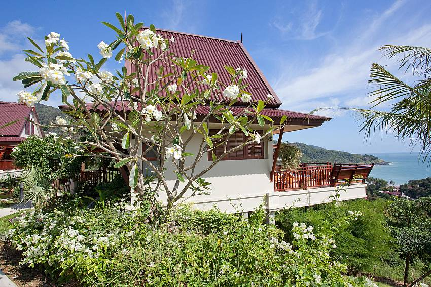 House surrounded by nature Of Baan Ruang