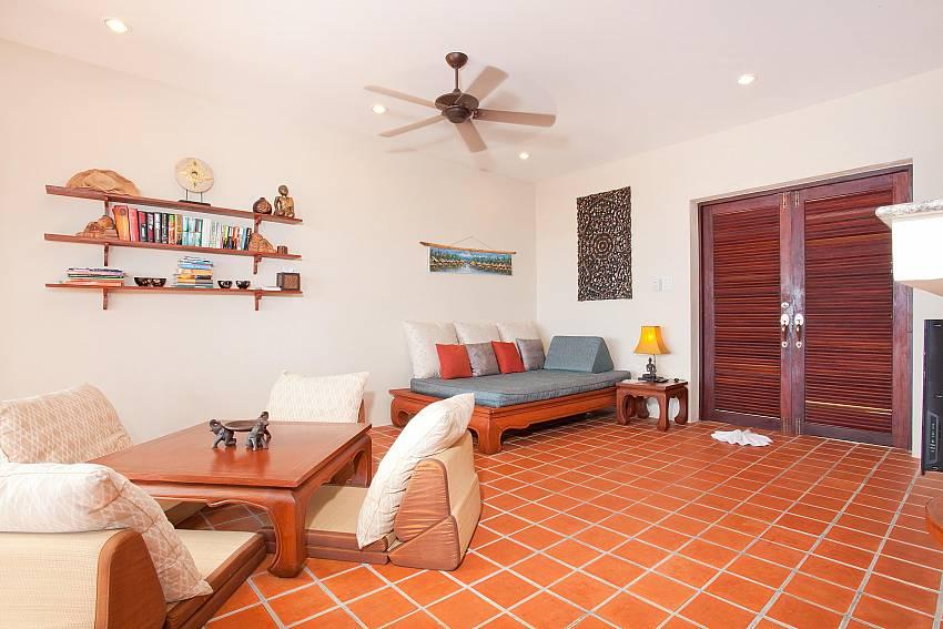 Living area Of Baan Ruang