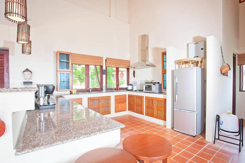 Kitchen room Of Baan Ruang