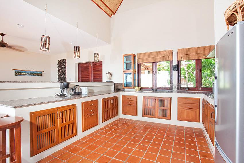 Design kitchen Of Baan Ruang