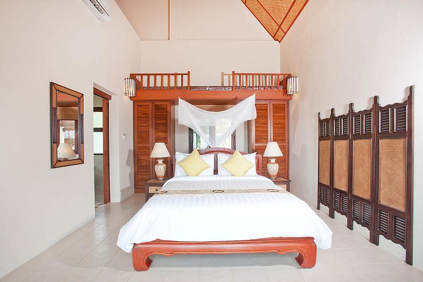 Second bedroom Of Baan Ruang