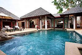 Modern 3 Bedroom Pool Villa Near Bang Tao Beach Phuket