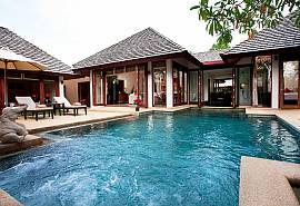 Bang Tao Bali Villa | 3 Betten Haus mit privatem Pool in Bang Tao Phuket