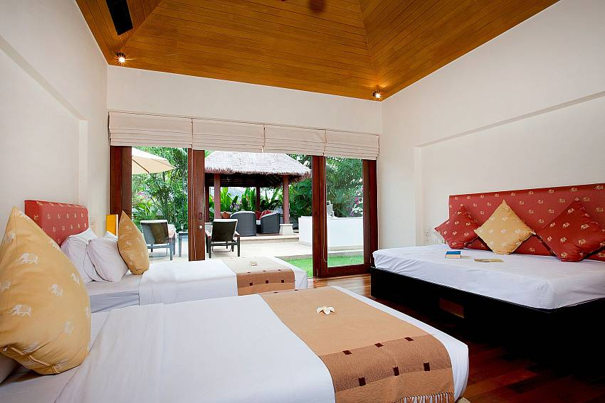 Third Bedroom_bang-tao-bali_3-bedroom-villa_private-pool_bang-tao_phuket