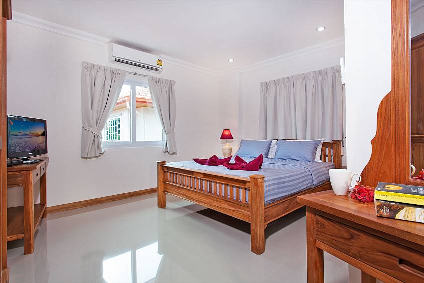 Second bedroom Of Baan Nomella