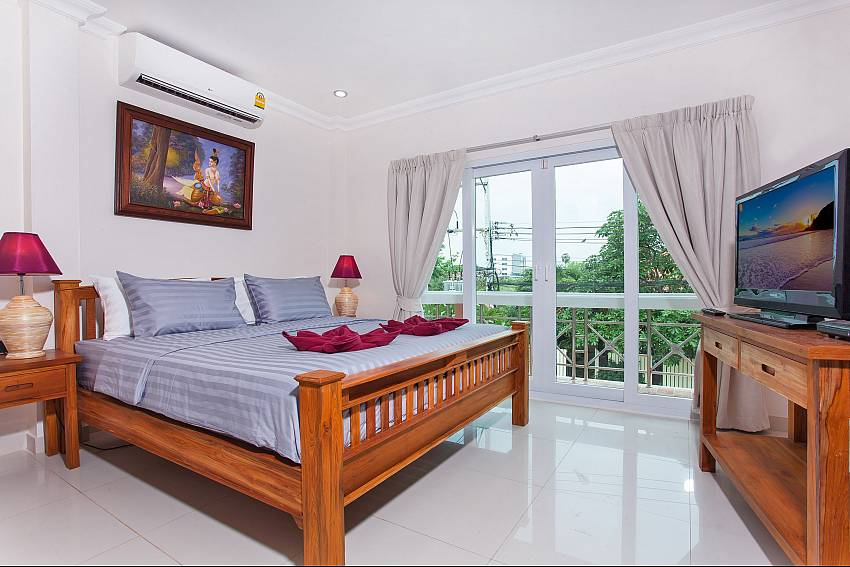 Third bedroom Of Baan Nomella