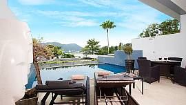 Villa Atika A1 - 2 Bed - Stunning Sea Views with Private Pool