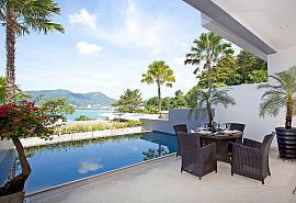 Seductive Sunset Villa Patong A1 | 3 Betten Meerblick Pool Haus in Phuket