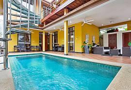 Sunny Villa | 4 Betten Ferienhaus mit privatem Pool in Jomtien Pattaya