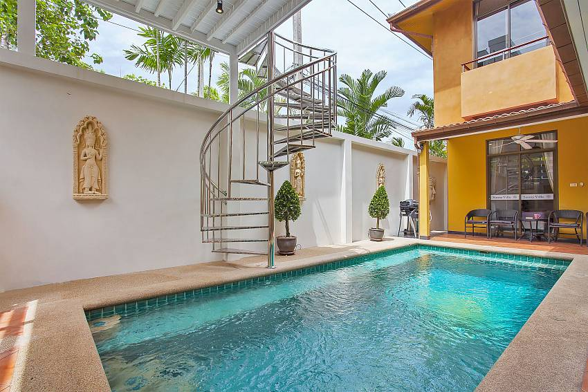Jomtien Sunny Villa with private pool in near Jomtien Baech
