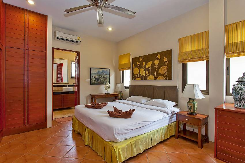 3. en-suite double bedroom at Sunny Villa